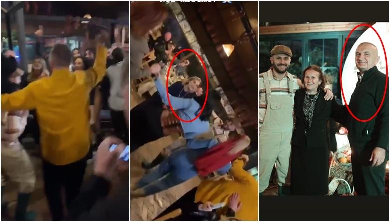 VIDEO-Skandali/ Në mëngjes tmerrojnë popullin me fotot e viktimave COVID  nga morgu, në darkë Meta dhe Kryemadhi ia marrin valles te ditëlindja e Bes  Kallakut - Shqiptarja.com