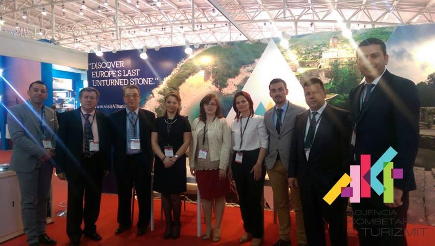 China Tourismus Messe Albania