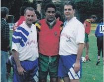 Eusebio ishte mik i ish-menaxheritshqiptar të FIFA-s e UEFA-s - Shqiptarja.com