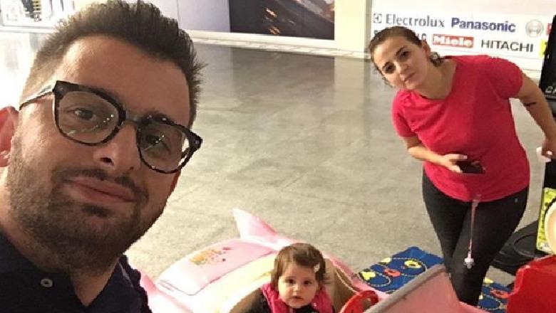 Erion Isai emërohet si drejtor i ri i Teatrit të Kukullave, surprizohet nga  vajza dhe bashkëshortja - Shqiptarja.com
