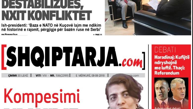 gazeta shqiptarjacom