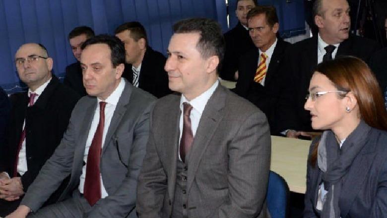 Maqedoni, arrestohet ish-shefi i shërbimit sekret, krahu i djathtë i  Gruevskit, Sasho Mijallkov - Shqiptarja.com