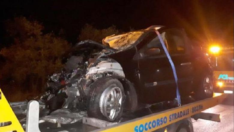 Aksident tragjik në Itali, vdesin dy shqiptarë (FOTO) - Shqiptarja.com