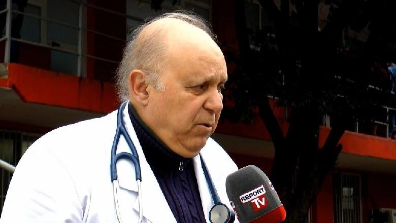 Italia do ju duket lule', mjeku Tritan Kalo sqaron deklaratën: Ju ...