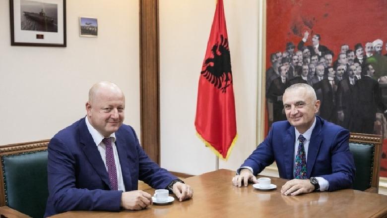 Shkëmbime Presidencë-LSI/ Bahri Shaqiri, nga këshilltar i Metës në kandidat  i Kryemadhit - Shqiptarja.com