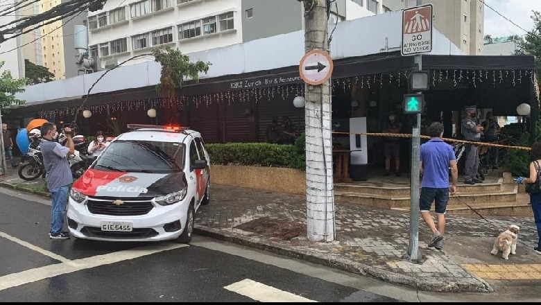 Ishte duke ngrënë mëngjes në restorant, ekzekutohet një shqiptar në Brazil  (Emri) - Shqiptarja.com