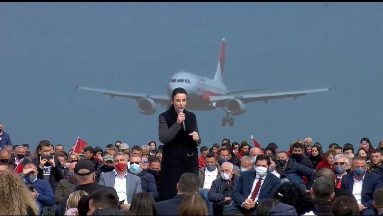 Balluku: Aeroporti i Kukësit do të jetë operacional, nga sot nisin testimet në kompanitë ajrore! Në 17 qershor do të jetë totalisht i përdorshëm - Shqiptarja.com