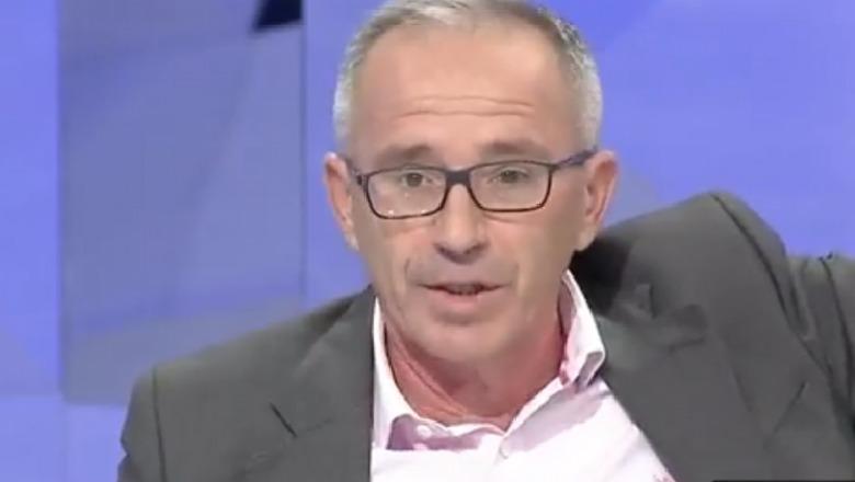 Çmendet' Mark Marku: Do i nxjerrim zvarë nga zyra këta rrugaçët e do marrim  pushtetin me revolucion - Shqiptarja.com